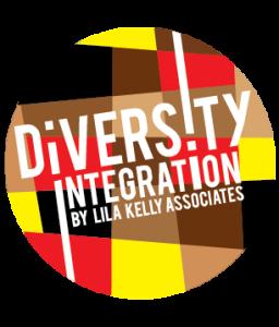 Lila Kelly Diversity Integration Logo